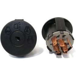 The ROP Shop Ignition Starter Key Switch fits Cub Cadet GT1222 LT1018 LT1022 LT1024 Tractors, New IGNITION STARTER KEY SWITCH By Visit the The ROP Shop Store
