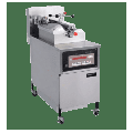 Pressure Fryer, PF-800 25L Deep Pressure Frying Gas or Electric 10 programmable cycles