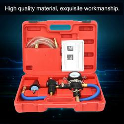 Haofy Cooling System Vacuum Purge & Coolant Refill Kit with Carrying Case for Car SUV Van Cooler Refill Kit