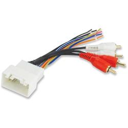 SCOSCHE TA03HB - 1999-04 Toyota Premium Amplifier Interface Harness Only (Not for JBL or Digital amplified systems)