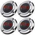 """""""4 Pack DS18 Super Bullet Tweeters 280 Watts Max 4 Ohm Neodymium Magnet Pro-Twn4 1"""""""" VC"""""""