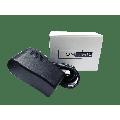 OMNIHIL (8 Foot Long) 9V Volt 1A~1.5A Amp 100mA 300mA 350mA 500mA 700mA 1000mA 1200mA 1500mA High Quality FCC Certified 5.5mm(OD) x 2.5mm (ID)/ 5.5mm x 2.1mm AC DC Adapter Center/Inner/TIP Negative