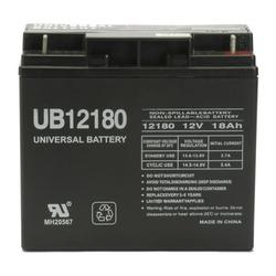 12V 18AH Replacement Battery for Jump n Carry JNC660 JNCAIR JNC 660 JNC4000, UB12180 SLA BATTERY By Universal Power Group