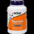 NOW Taurine Powder (100% Pure) 8 Oz