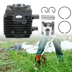 LYUMO Cylinder Piston Kit Replacement Fit For STIHL FS75 FS80 FS85 HS75 34mm Lawn Mower Parts Lawn Mower Replacement Parts