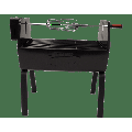Expert Grill Charcoal Portable Rotisserie BBQ Grill