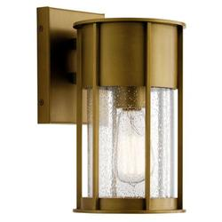 Kichler Lighting - One Light Outdoor Wall Mount - Outdoor Wall - Small - Camillo