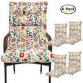NK Rocking Chair Cushions Pads, Indoor Zero Gravity Swing Long Bench Chaise Recliner Cushions for Lounge Chairs, Outdoor Patio Lawn Lounge Bench Chair Cushions for Outdoor Furniture
