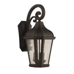 Craftmade Lighting - Three Light Outdoor Lantern - Outdoor Wall Lighting -