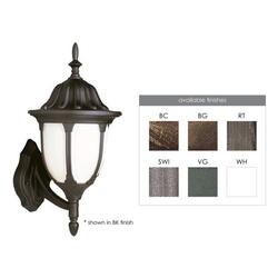 Trans Globe Lighting 4041 1 Light Up Lighting Outdoor Large Wall Sconce From The Outdoor