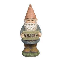 Grasslands Road Welcome Gnome