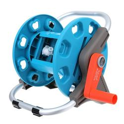 Hose Reel Wall Mounted Only Garden Hose Reel Organizer Watering Spray Tool Portable Pipe Holder Without Hose
