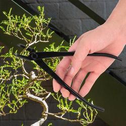 OTVIAP 210mm Round Edge Steel Garden Pruning Shears Thick Branches Cutter Scissors Bonsai Tools,Garden Pruning Cutter, Garden Pruning Scissors