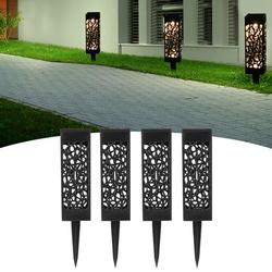 LYUMO Solar Outdoor Lighting, LED Spike Lights, Solar Landscape Lighting, Garden Controlled Lighting, Garden Patio