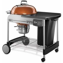 """Weber Performer Premium 22"""" Copper Charcoal Grill"""
