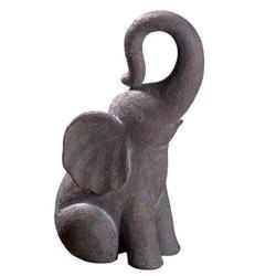 Grasslands Road World Garden Good Luck Elephant Statue