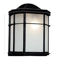 Trans Globe Lighting 4484 Trans Globe Lighting 4484 Fowler 1 Light Outdoor Wall Sconce