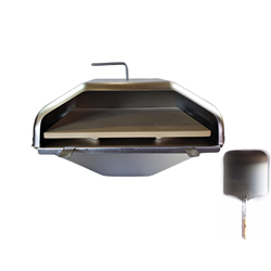 Green Mountain Grill Pizza Oven & Pizza Peel