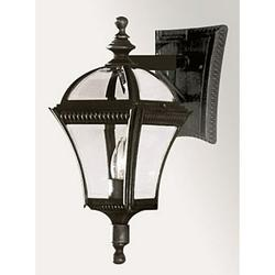 Trans Globe Lighting 5081 1-Light Up Lighting Wall Small Outdoor Wall Sconce from the Outdoor Collection