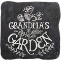 "Grasslands Road Grandma's Garden Stepping Stone 10""x10"""