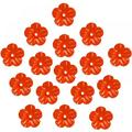 Forzero 10PCS Hummingbird Feeder Replacement Flowers,Feeding Port Replacement Bird Feeder Replacement Parts