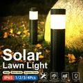 SENEO 1/2/3/4 PCS Solar Power LED Garden Light IP65 Waterproof Outdoor Light Landscape Lighting For Pathway Patio Yard Lawn Decoration