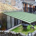 Anti-UV Sunshade Net Outdoor Garden Sunscreen Cloth Car Sunblock Shade Cover Plant Greenhouse Cover 80% Shading Rate (2*1/2*2/2*2.5/2*3/2*4/2*5/2*6/3*1/3*3/3*4/3*5/4*4m)