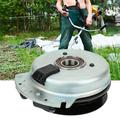 Fdit Lawn Mower Clutch,Lawn Mower Steel Electric Clutch Accessory 5218-222 for Hustler for Super Z 601311 601311K,Clutch