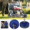 Lemonbest Lawn Mower, Multifunctional Lawn Mower Sharpener Lawnmower Blade Sharpener Universal Grinding Rotary Drill Cuts