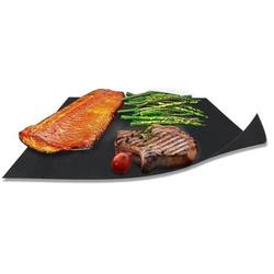 Outdoor Indoor Non-Stick Heat-Resistant Barbecue Grill Mat Baking Mesh for Charcoal Gas Electric BBQ Grill