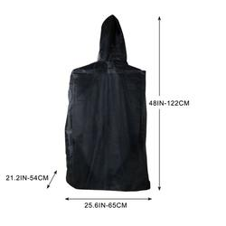 Jsaert Outdoor Chimney Charcoal Bread Pizza Oven BBQ Grill Protective Waterproof Cover