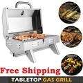 NEW SALE! Stainless Steel BBQ Oven Gas Grill Oven Single Row Square Small Oven Outdoor