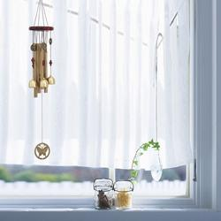 Wind Chimes Outdoor, Large Memorial Wind Chimes, Tubes Bells Copper Wind Chimes, Sympathy Wind Chimes, Elegant Wind Chimes for Garden, Patio, Balcony, Home, Gift, Indoor & Outdoor Decoration