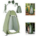 Ecosprial Beach Tents Toilet Shower Changing Beach Camping Tent Room Portable Pop Up Private Outdoor Camping Adventure Tent Wc Dressing Tent,Green