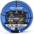 """AG-Lite Rubber Hot & Cold Water Rubber Garden Hose: Ultra-Light & Super Strong (3/4"""" x 50') - BSAL3450"""