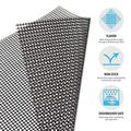 Black Friday Clearance!!!Non Stick Grill Mesh Mats 2PCS-Nonstick Heavy Duty BBQ Grilling & Baking Accessories Reusable,and Easy to Clean - Works on Electric Grill Gas Charcoal BBQ - Extended Warranty-