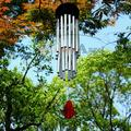 Large 27 Tubes Windchime Chapel Bells Wind Chimes Outdoor Garden Home Decor