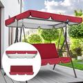 Azrian Swing Waterproof Cover Swing Canopy Cover and Garden Chair Outdoor Sunscreen
