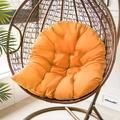Miuline Hanging Basket Seat Cushion 90*120cm Swing Chair Cushion For Indoor/Outdoor Patio Garden Cushion Cover Non-removable