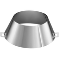"""LUTANI 12"""" BBQ Kettle Grills 22 26.75 WSM for Vortex Weber- Stainless Steel Barbecue Kettle Grill Accessories -Barbecue Charcoal Kettle Accessory (12"""" diametter x 4"""" Height)"""