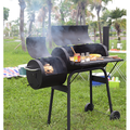 INTSUPERMAI Outdoor BBQ Grill Camping Garden Barbecue Stove Grills Picnic Cooker