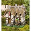 Solar Tavern Outdoor Accent for Miniature Fairy Gardens