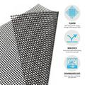 Promotion Clearance!2/3Pcs Non Stick Barbecue Pad Barbecue Net Reusable High Temperature Resistant Barbecue Cover BBQ grill mats (15.7*13 Inch)