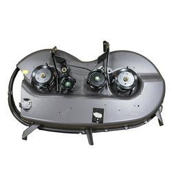 "Husqvarna 532439672 Gray 46"" Complete Mower Deck Assembly Kit Craftsman Lawn Mowers YTH"