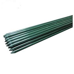 Plant Stakes, Garden Stakes, 4-Feet, 50 Pack, 5/16-Inch Dia, Tomato Stakes,Garden Poles Tree Stake Cucumber Stake Fence Stake Never Rust
