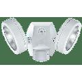RAB Lighting 26W (2x13W) LED LESLIE 4000K Economy Bullet Floodlight White With Sensor