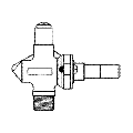 Valve for American Outdoor Grill, Fire Magic brand gas grills