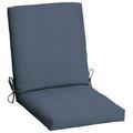 4 Pcs 44Inch Patio Chaise Lounger Cushion, Indoor/Outdoor Chaise Lounger Cushions Rocking Chair Sofa Cushion - Thick PaddedSeat Cushion Swing Bench Cushion