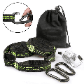 Hammock Straps -Hammock Attachment Tree Swing Attachment Hanging Chair Set, Adjustable and Flexible, Easy To Use