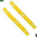 "1 Set of 2 OEM Extreme Blades 46"" Deck MTD Cub Cadet Lawn Mower 942-04290-X"